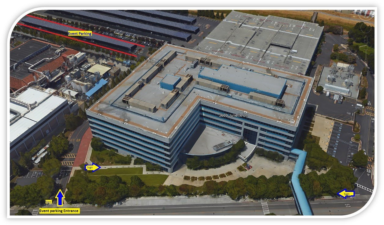 parking1.jpg is where the surface parking is and how to get to the SC 12 lobby.